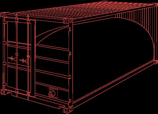 flexitank container